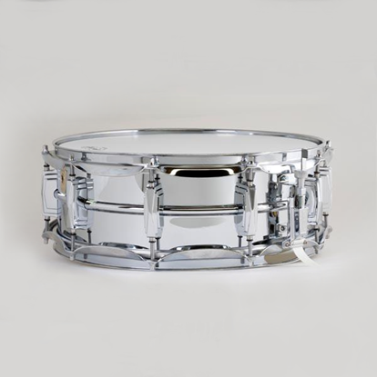Ludwig LB400B 5x14 Inch Brass Shell Snare Drum