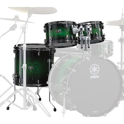 Yamaha Live Custom Oak Series Euro Tom Pack (Select Finish)