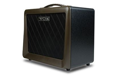 Vox VX50-AG Acoustic Guitar Amplifier Combo (50 Watts, 8 Inch Speaker)