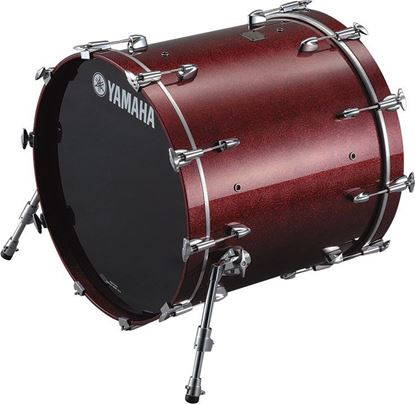 Yamaha Absolute Hybrid Maple Series Bass Drums (Select Finish and Size)