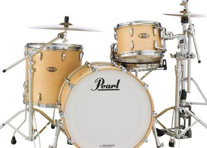 Pearl Masters Maple Reserve Series 22 Inch Shell Pack 3-Piece (Select Finish and Hardware)