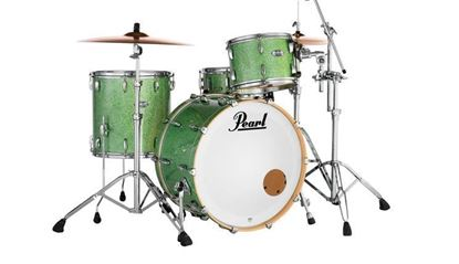 Pearl Masters Maple Complete 22 Inch Fusion Plus 4-Piece Shell Pack (Select Finish)