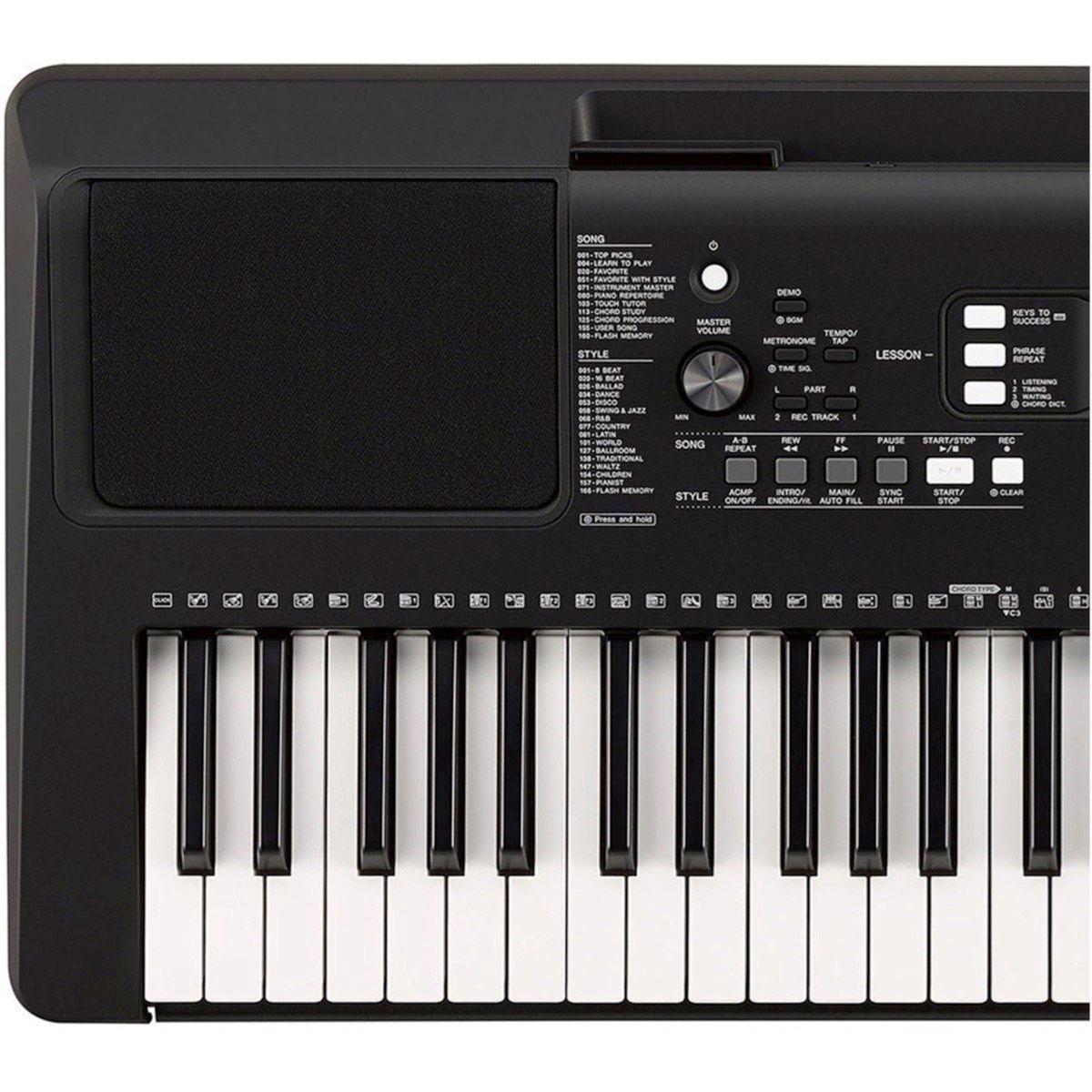 Yamaha Psr E363 Portable 61 Key Keyboard Psre363