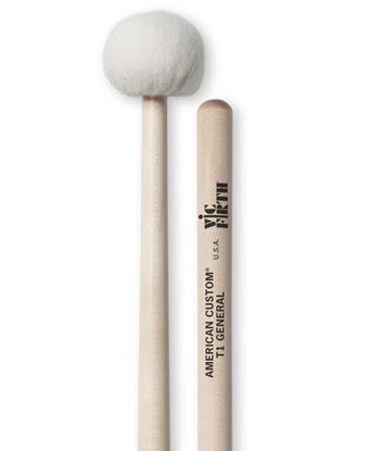 Vic Firth T1 General Timpani Mallets (Pair)