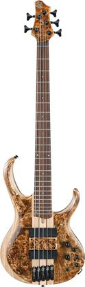 Ibanez BTB845V ABL 5 String Bass Guitar Antique Brown Stained Low Gloss