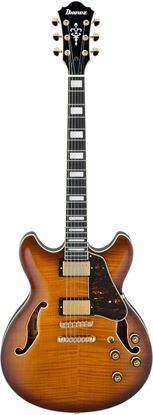 Ibanez AS93FM VLS Artcore Hollowbody Guitar Violin Sunburst