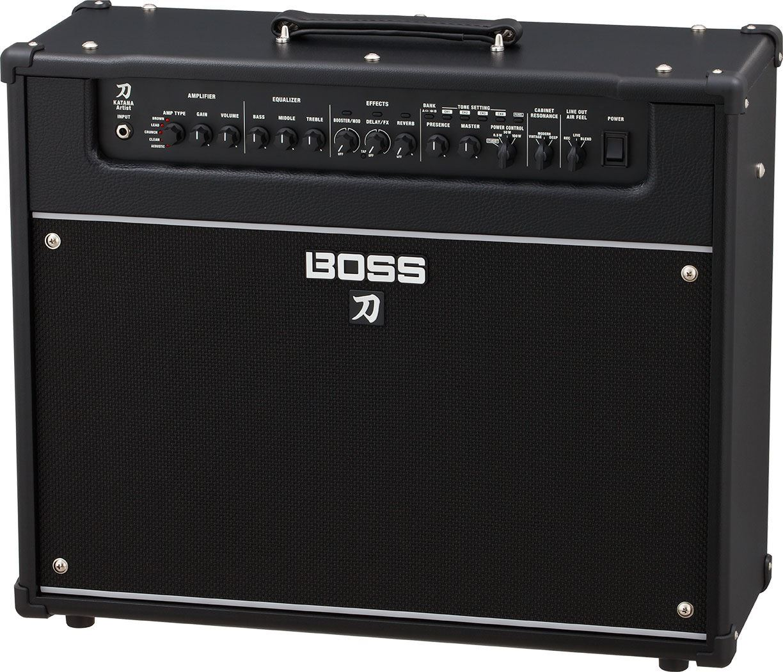 boss katana artist combo guitar amplifier 100 watts 1 x 12 inch speaker perth mega music. Black Bedroom Furniture Sets. Home Design Ideas