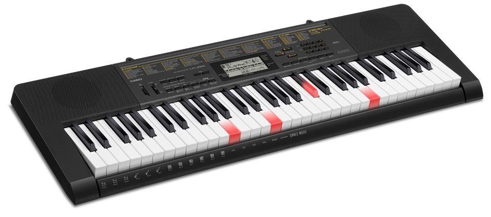 brand new 0c8d3 6ff4e Casio LK-265 Keyboard with Lighting Keys (LK265)