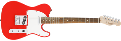 Squier Affinity Telecaster Electric Guitar - Laurel Fingerboard - Race Red