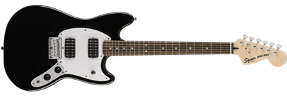 Squier Bullet Mustang Electric Guitar HH Black