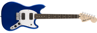 Squier Bullet Mustang Electric Guitar HH Imperial Blue