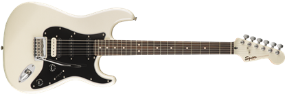 Squier Contemporary Stratocaster HSS Electric Guitar Pearl White