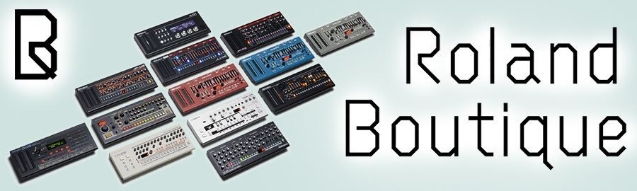 Roland Boutique Synthesizers