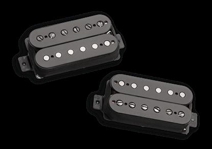 Seymour Duncan Pegasus/Sentient Set Electric Guitar Pickups Black