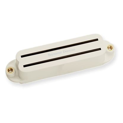 Seymour Duncan SCR-1n Cool Rails for Strat Electric Guitar Pickup Parchment