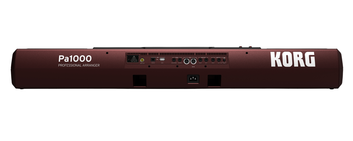 Korg PA-1000 High Performance Professional Arranger Keyboard - 61 Keys  (PA1000)