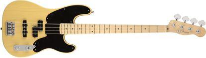 Fender Parallel Universe 51 Telecaster PJ Bass Guitar - Blackguard Blonde