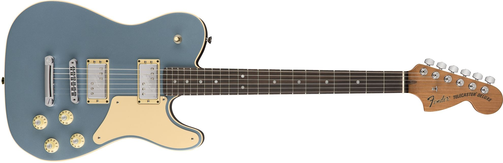 fender parallel universe troublemaker telecaster electric guitar ice blue metallic perth. Black Bedroom Furniture Sets. Home Design Ideas