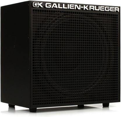 Gallien Krueger GK112MBX 1 x 12 Inch Extension Bass Speaker Cabinet