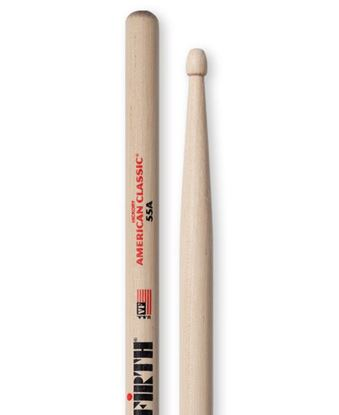 Vic Firth American Classic 55A Wood Tip Drumsticks