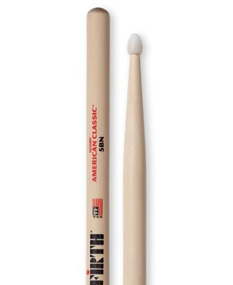Vic Firth American Classic 5B Nylon Tip Drumsticks