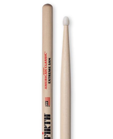 vic firth american classic extreme 5a nylon tip drumsticks perth mega music online. Black Bedroom Furniture Sets. Home Design Ideas