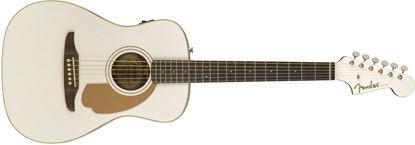 Fender California Malibu Player Acoustic Guitar - Arctic Gold