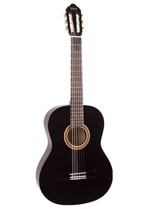 Valencia VC101BK 1/4 Size Classical Guitar - Black