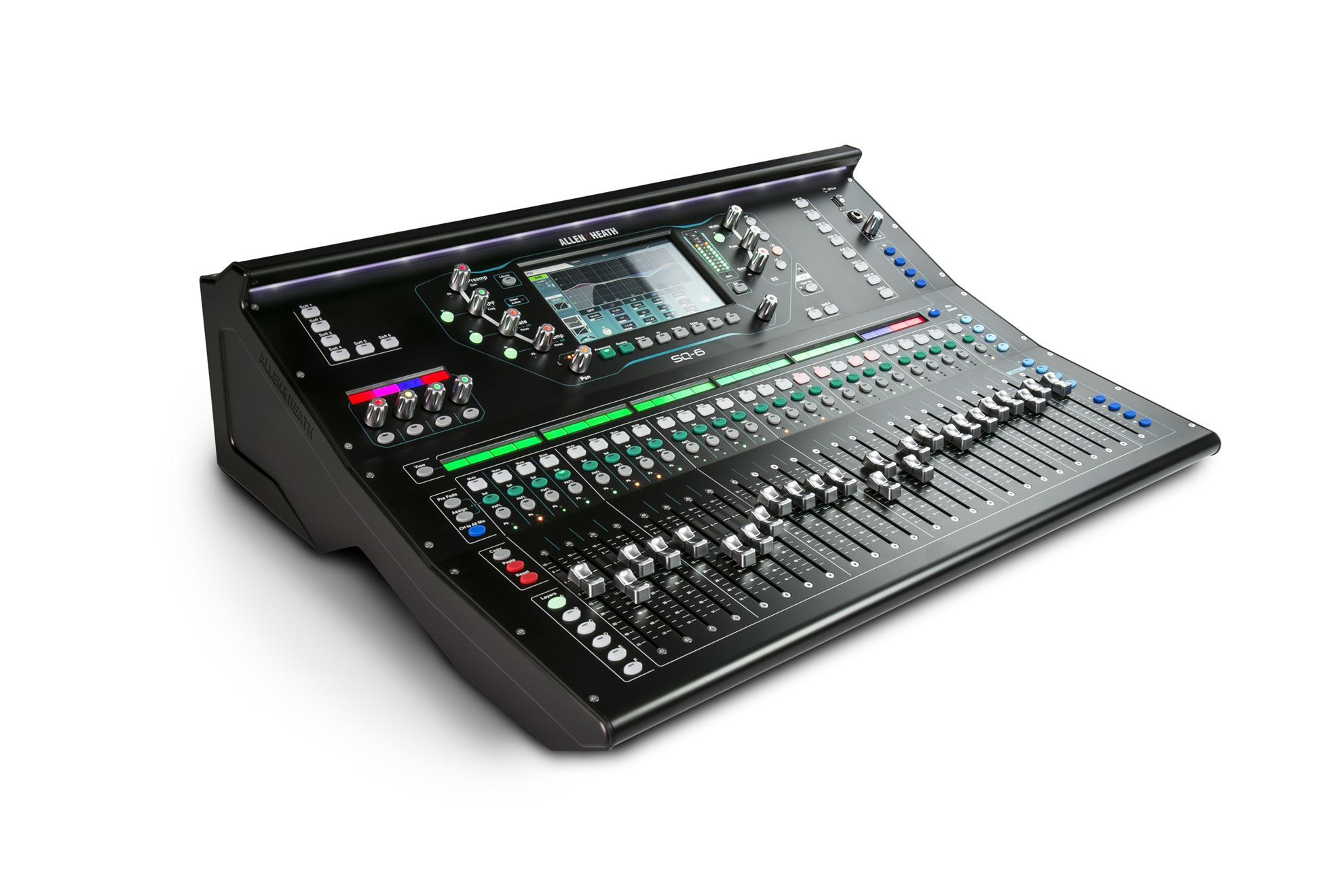 Allen & Heath SQ-6 Digital Mixing Console (SQ6)