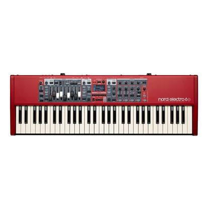 Nord Electro 6D 61 Note Semi-Weighted Waterfall Keyboard Stage Piano
