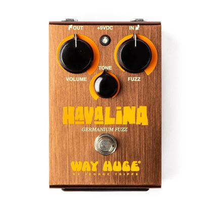 Jim Dunlop Way Huge Havalina Fuzz Guitar Effects Pedal
