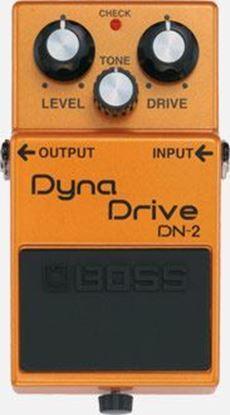 Boss DN-2 Dyna Drive Overdrive Guitar Effects Pedal (DN2)