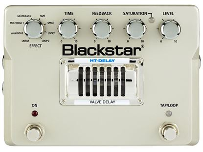 Blackstar HT-REVERB RE-1 All Valve Reverb Guitar Effects Pedal