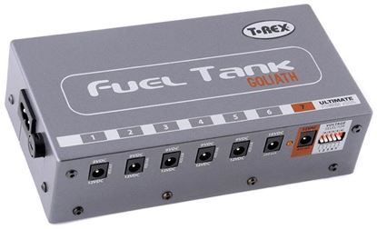 TREX FuelTank Goliath Power Supply for Guitar Effects