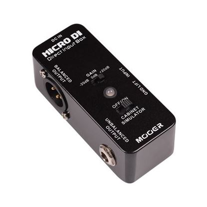 Mooer Micro Di - Direct Input Box