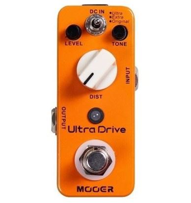 Mooer Ultra Drive Guitar Effects Pedal