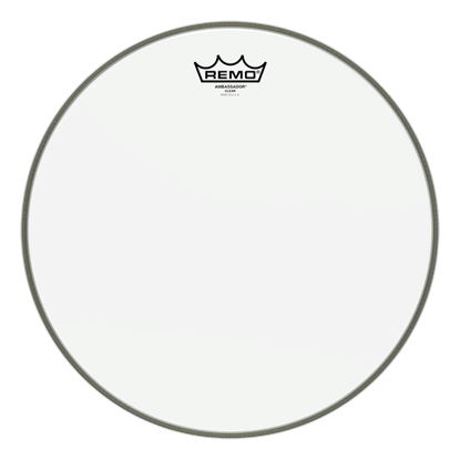 Remo Ambassador Clear 16 5/16 Inch Premier Size Drumhead