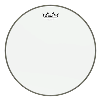 Remo Ambassador Hazy Snare Side 10 Inch Drumhead