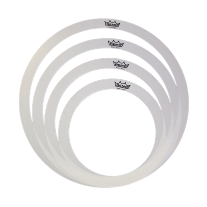 Remo RemO's Zero Rings Pack 10-12-13-16