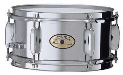 Pearl Firecracker 10x5 Steel Snare Drum