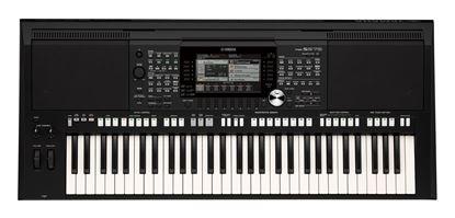 Yamaha PSR-S975 61-Key Arranger Workstation Keyboard (PSRS975) - Top View