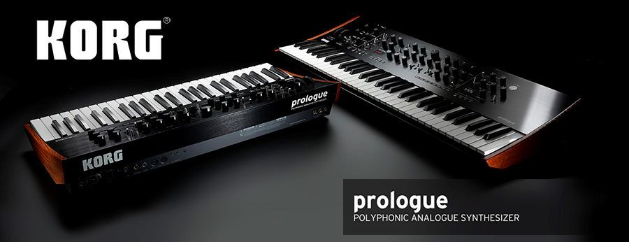 Korg prologue Is Here!
