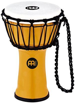 Meinl Percussion JRD-Y JR 7 Inch Djembe Yellow