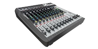 Soundcraft Signature 12MTK 12-Input Small Format Analog Mixing Console