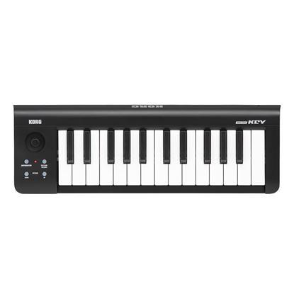 Korg microKEY 25 Compact USB Controller Keyboard (25 Mini Keys)