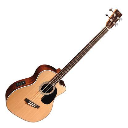 Sigma BRC-28E Acoustic Bass Guitar Rosewood