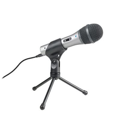 Audio Technica ATR2100-USB Cardioid Dynamic Microphone w USB XLR Output