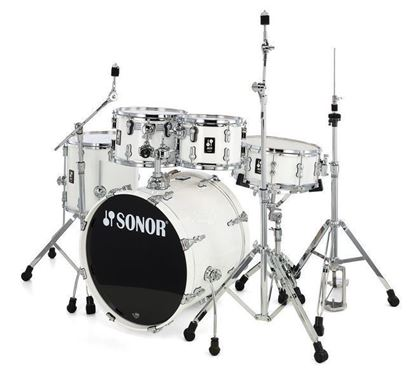 Sonor AQ1 Stage 22 Inch 5-Piece Drum Kit With 2000 Series Hardware (Select Finish)