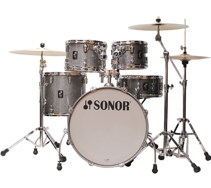 Sonor AQ2 Studio 20 Inch 5-Piece Drum Kit With 4000 Series Hardware (Select Finish)