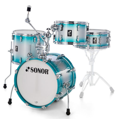 Sonor AQ2 Safari 16 Inch 4-Piece Shell Pack (Select Finish)